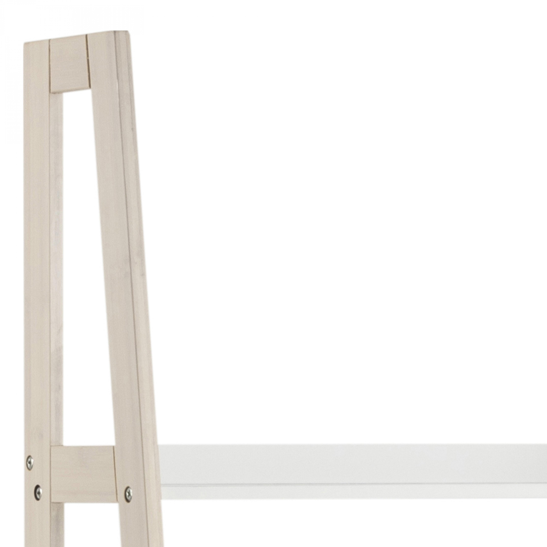 Wall Unit Wolf 5 Shelves | White