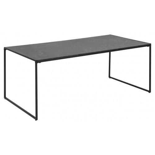 Coffee Table Infinity 120 x 60 cm | Black