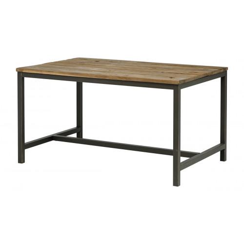 Dining Table Vin | Dark Wood