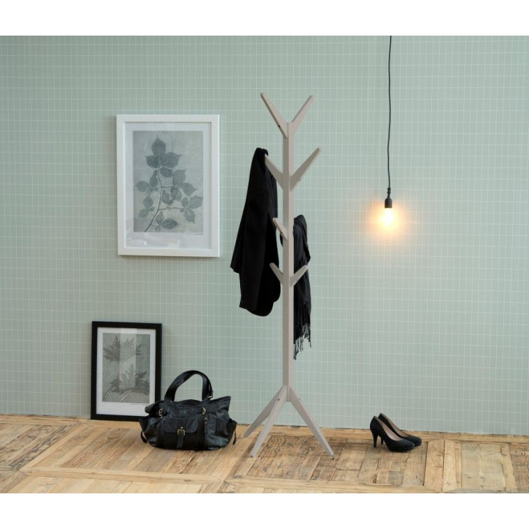 Coat Hanger Arc | Grey