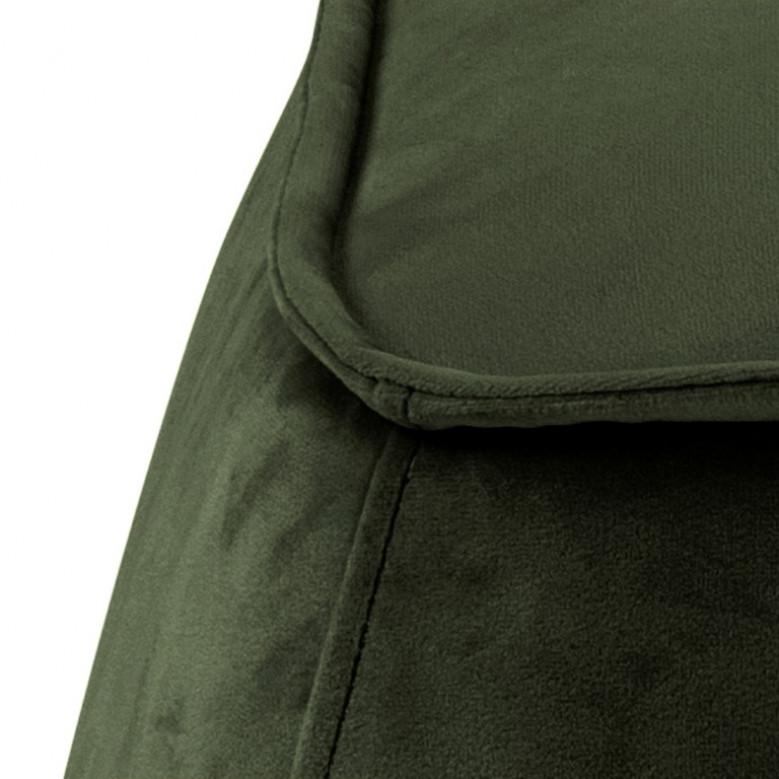 Pouf Mie 40 cm | Dark Green
