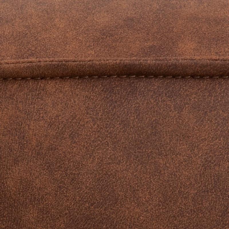 Puff Mie 40 cm | Camel Braun