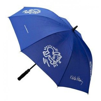 Umbrella Keith Haring | Blue
