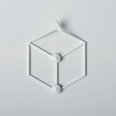 Kleiderbügel POLYHEDRA | Stiga XS Weiß
