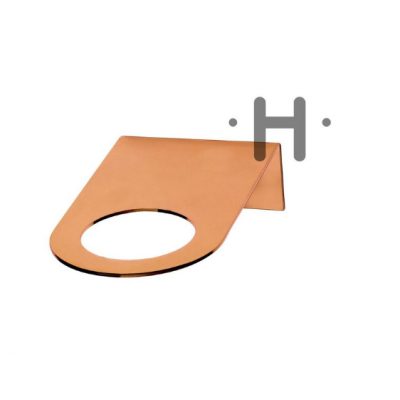 Lamp Support   Copper