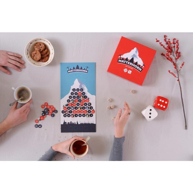 Kid's Game Matterhorn