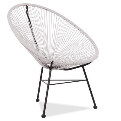 Stuhl Acapulco Silla | Weiß