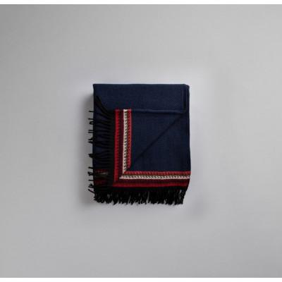 Akle Blanket | Dark Blue