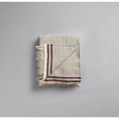 Akle Blanket | Light Grey