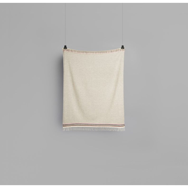 Akle Blanket   Light Grey