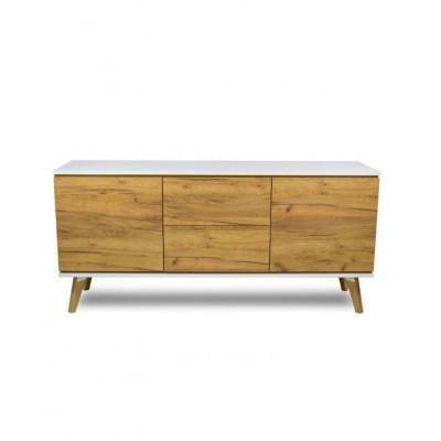 Sideboard Jorgen 2+2 | Golden Oak