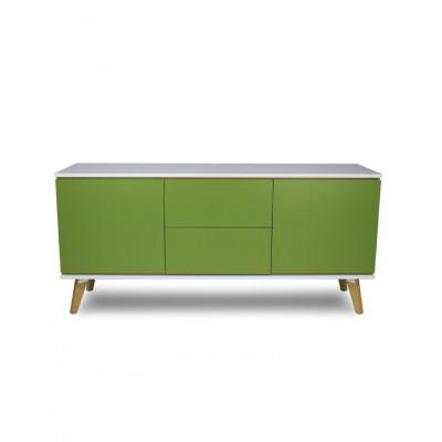 Sideboard Jorgen 2+2 | Grün