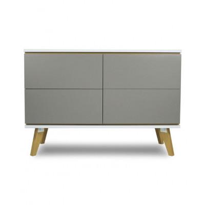 Sideboard Jorgen 4 | Grau