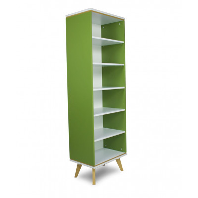 Bücherregal Jorgen | Grün