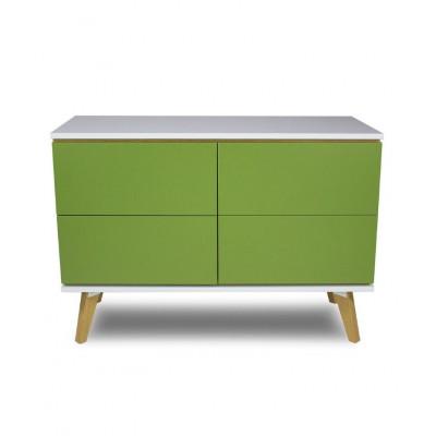 Sideboard Jorgen 4 | Grün