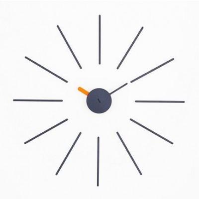 URCHIN | Black & Orange