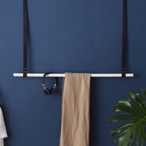 Albmi Hanger Single   Black