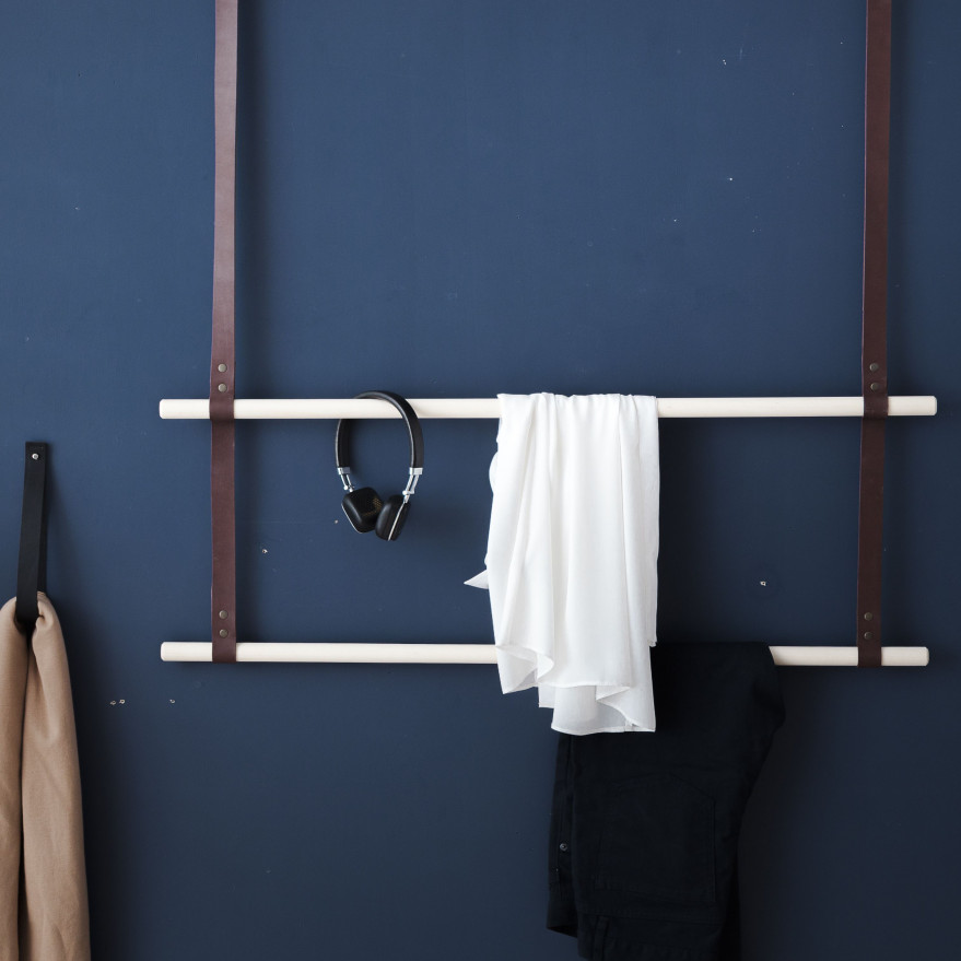 Albmi Hanger Double   Brown