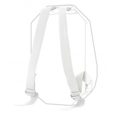 Additional Strap   Crisp White