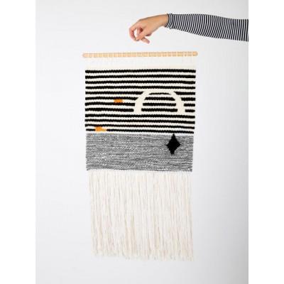 STRIPES Wall Hanger | Grey
