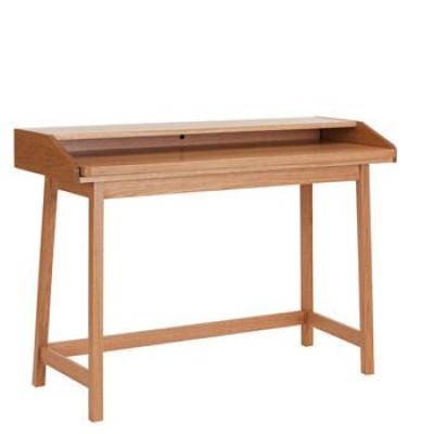 Kompakter Schreibtisch St. James | Eiche