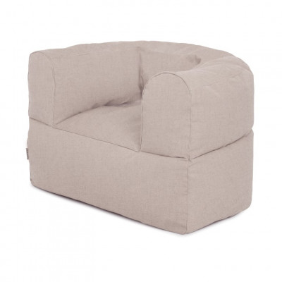 Puff Armstrong | Wolle | Beige