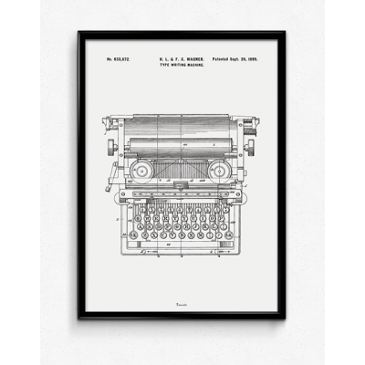 Print   Typewriter