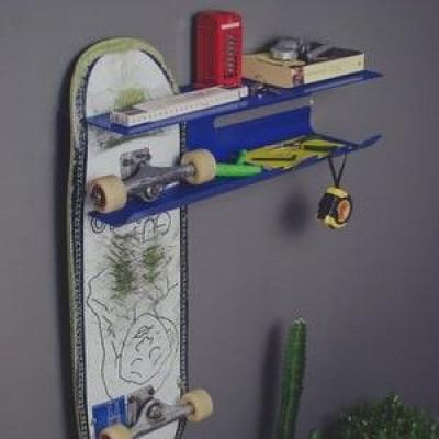 Wall Ride   Blue