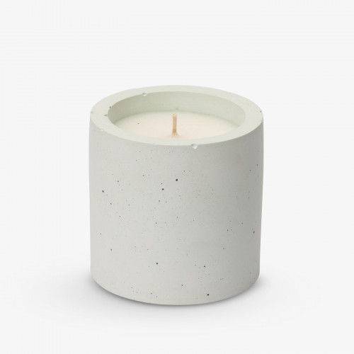 Kerze Lights One-Two-Three 10x10 cm   Pastellmint