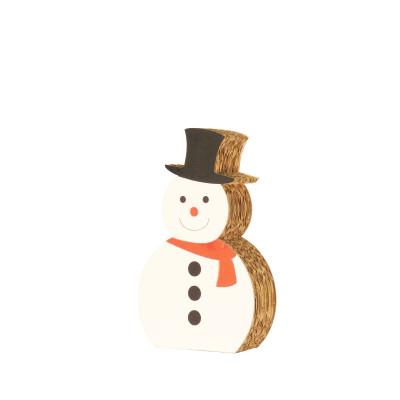 Cartoon Snowman