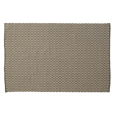 Teppich Ashlin Innen/Außen | Grau & Beige