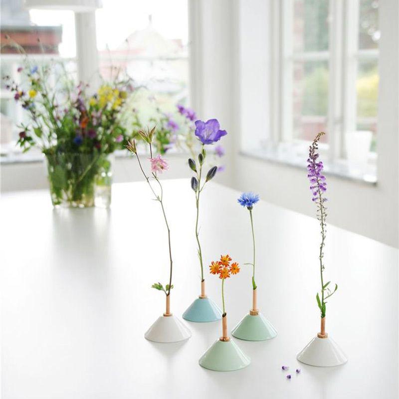 Consilium Soliflore Vase   Blue