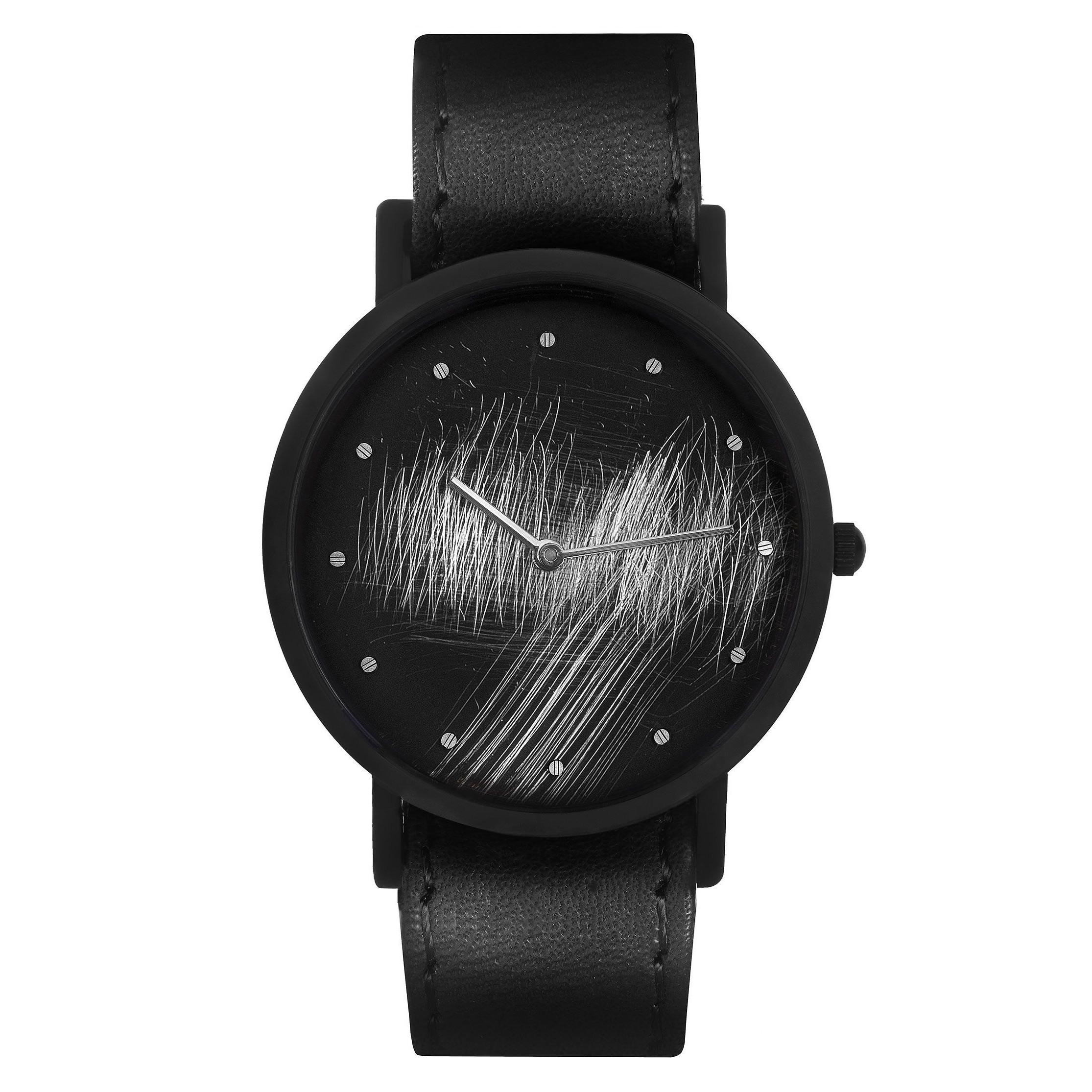 Avant Surface Watch   Black