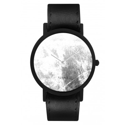 Avant Diffuse Watch   Black & White