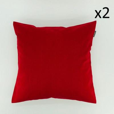 Kissen Sturm Rot | Satz/2