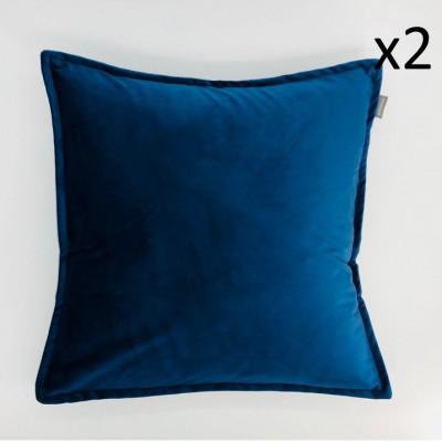 Kissen Safia Blau 45 x 45 | Satz/2