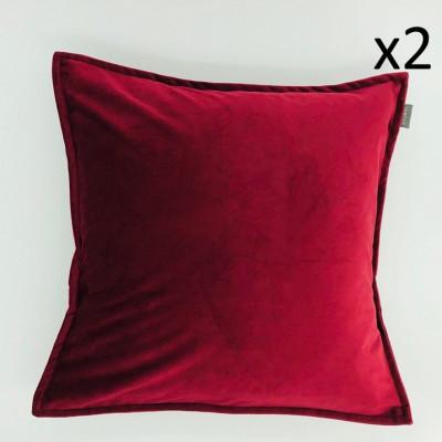 Kissen Safia Violett 45 x 45 | Set/2