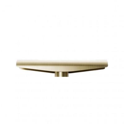 Lampenschirm für Tischlampe B | Messing