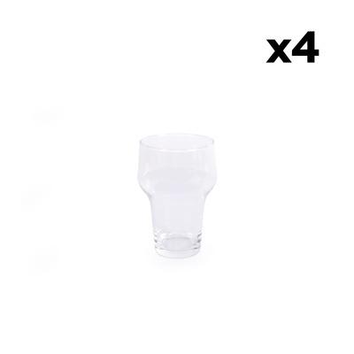 Set of 4 Glasses Host Medium | Clear