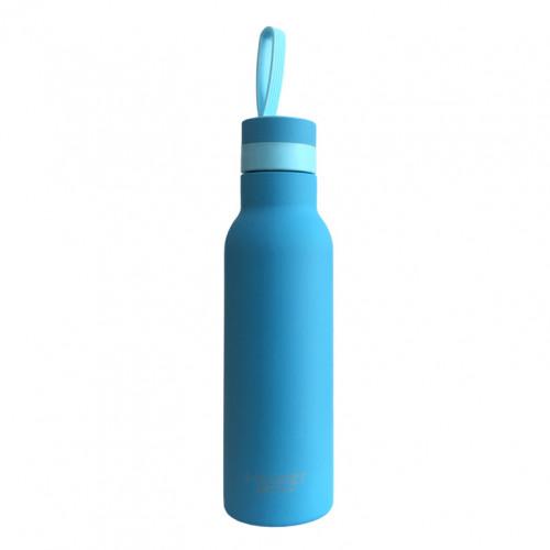 Thermo-Flasche | Hellblau