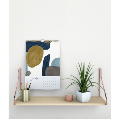 Kalender 2020 A4   Abstrakt