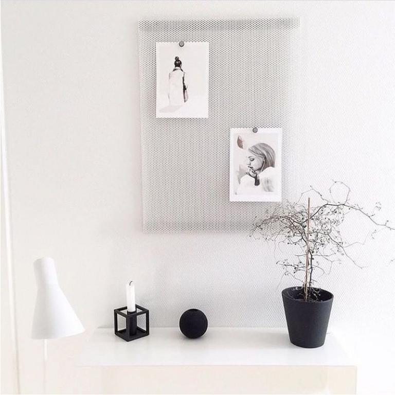 Magnettafel Sheet   Weiß