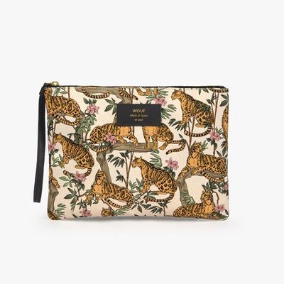 Pouch Bag XL | Lazy Jungle
