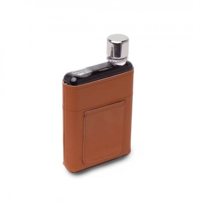 Memobottle A6 Leather Sleeve