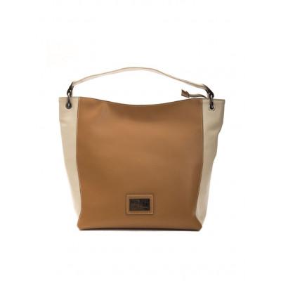 Handtasche Elena | Beige Cuoio