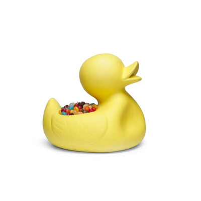 Teller Mr. Ugly Duckling I Gelb