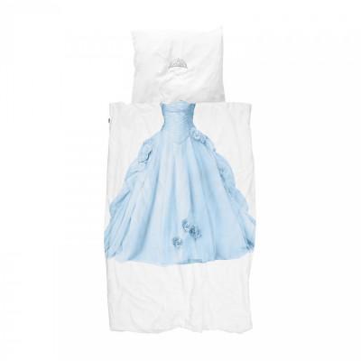 Bettbezug Prinzessin | Blau