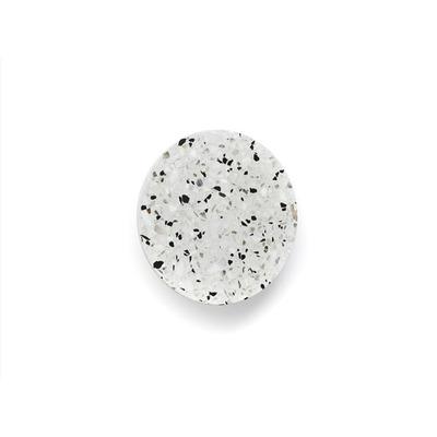 Wandleuchte Pin Terrazzo Small | Weiß