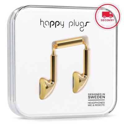 Earbuds Deluxe | Gold