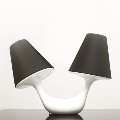 Alpha&Beta Lamps   White